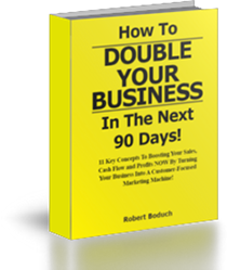 Double Your Business book