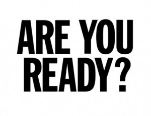 Are You Ready? Text
