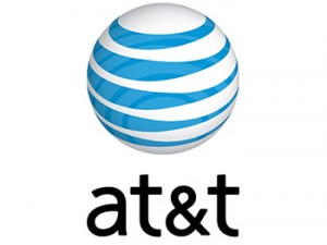 A Photo of the ATT Logo