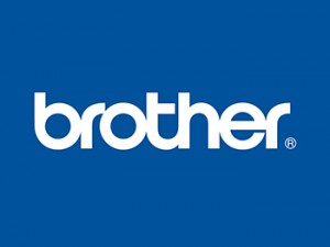 A Photo the the Brother Logo