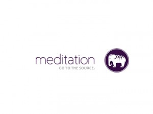 A Photo of the Meditation.com Logo