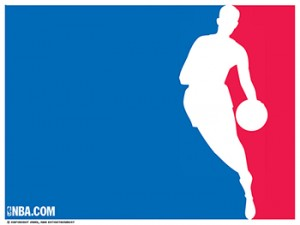 Picture of the NBA Logo