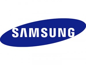 Photo of the Samsung Logo